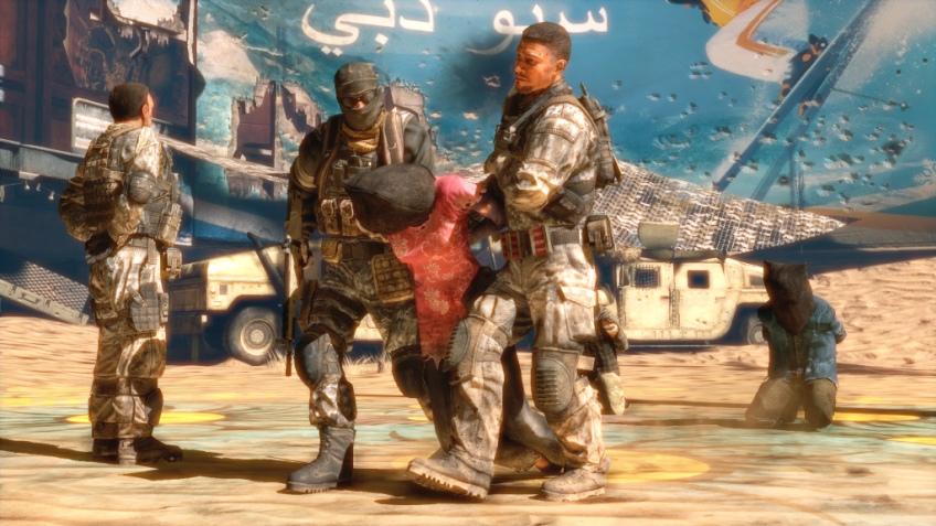 Сценарист Spec Ops: The Line ушел из 2K Games