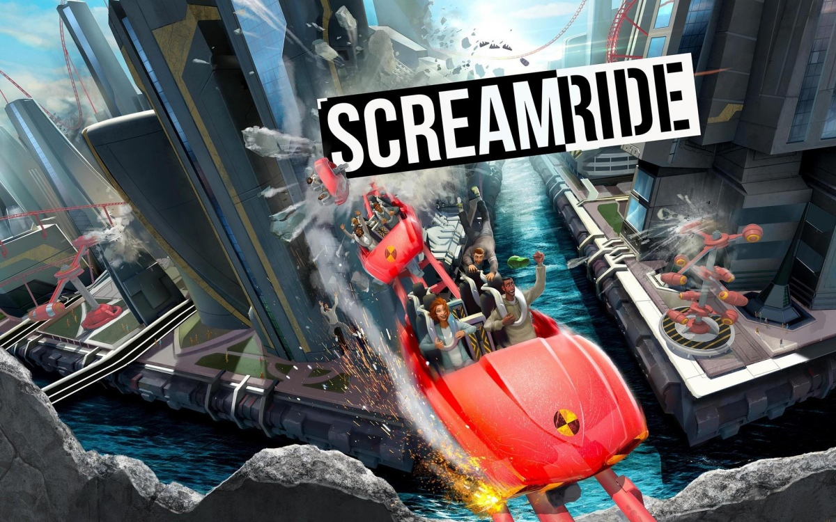 Выход Screamride назначили на март