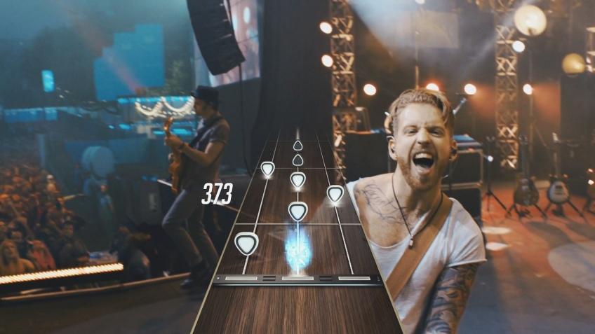 Опубликован первый трек-лист Guitar Hero Live