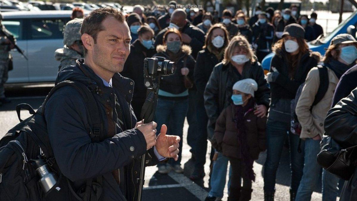 «Заражение» Стивена Содерберга приобрело большую популярность на «Кинопоиске»