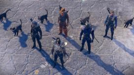 Очередной патч Wasteland3 посвятят животным-компаньонам