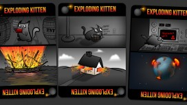 Карточная игра про взрывающихся котят установила новые рекорды на Kickstarter