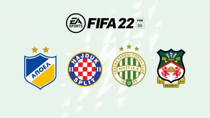 Клуб Райана Рейнольдса «Рексем» появился в FIFA22 и сразу пропал