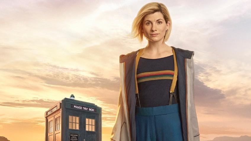Первое фото со съёмок12 сезона «Доктора Кто»