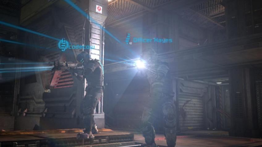 Dead Space2 и мультиплеер