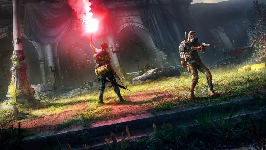 Ubisoft представила первый год поддержки The Division2