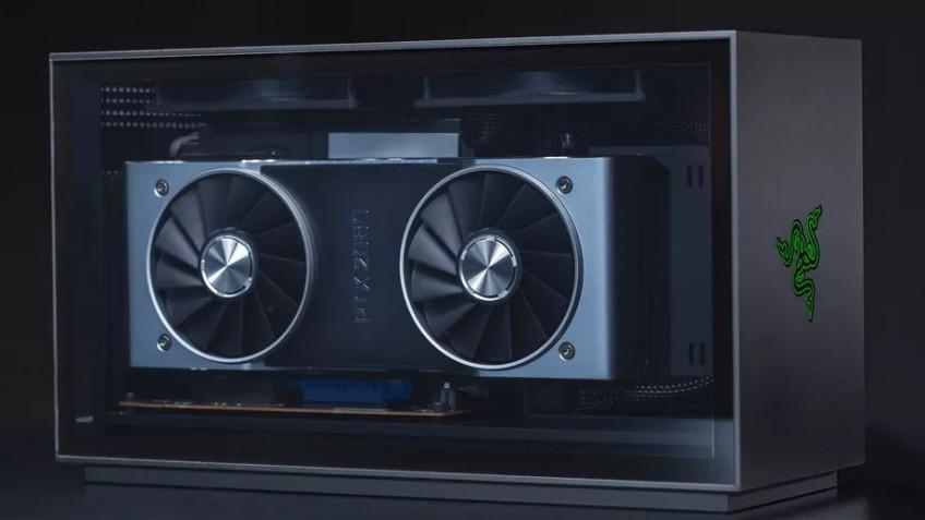 CES 2020: модульный PC Razer Tomahawk, игровой роутер и геймпад для смартфона