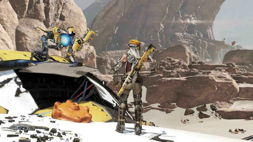 скачать игру Recore через торрент от механиков - фото 4