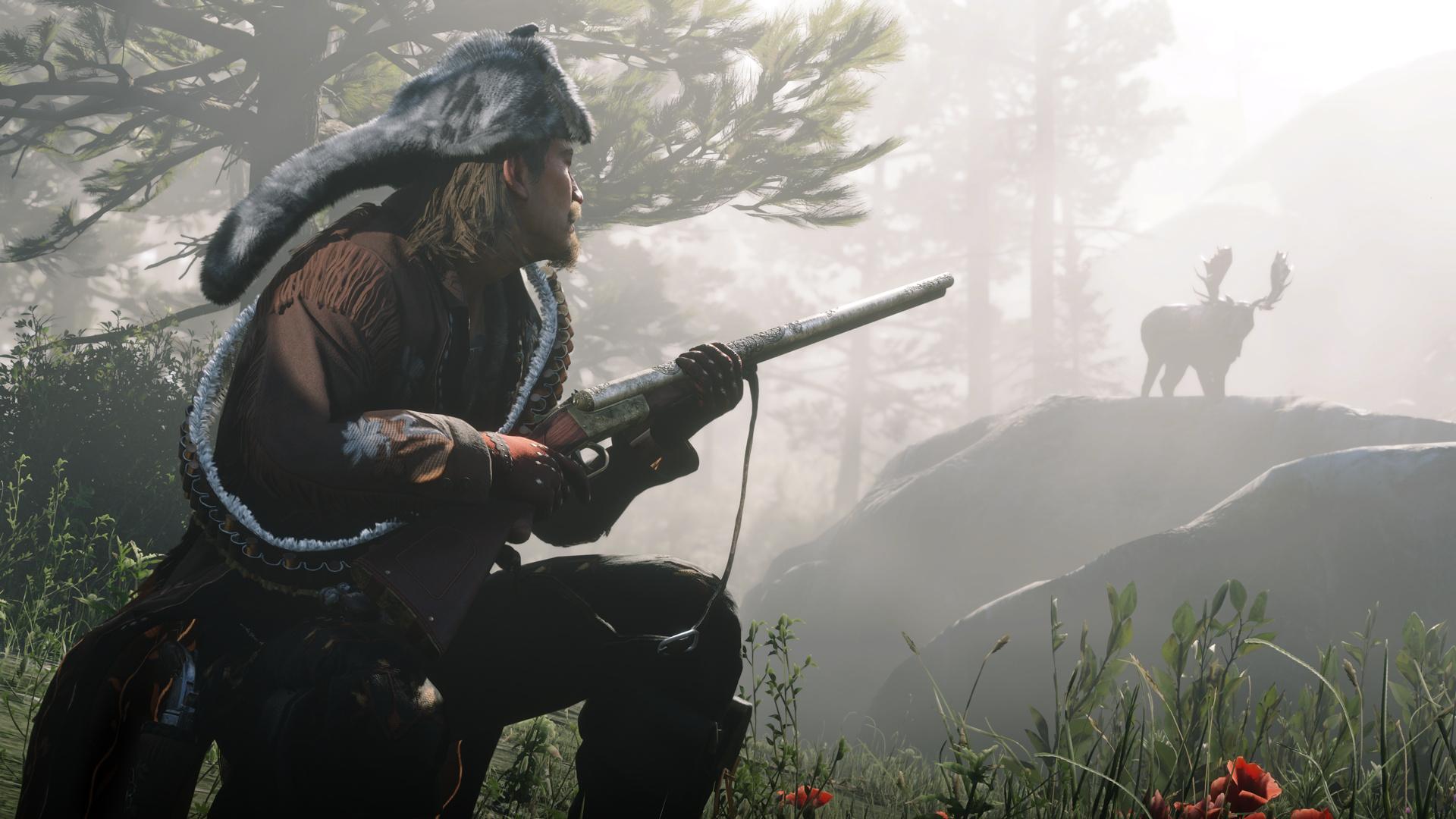 По заявкам клоунов: Rockstar выпустит крупнейшее обновление для Red Dead Online