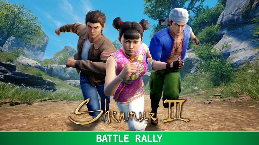 К Shenmue III выпускают первое дополнение Battle Rally