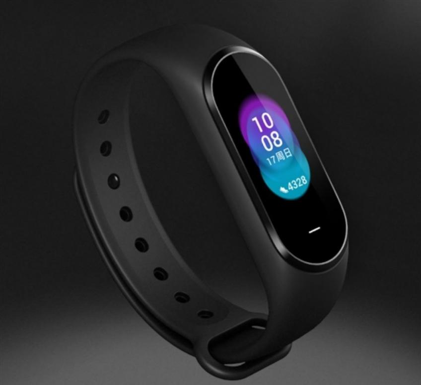 Xiaomi Black Plus NFC — фитнес-трекер с цветным дисплеем и бесконтактной оплатой