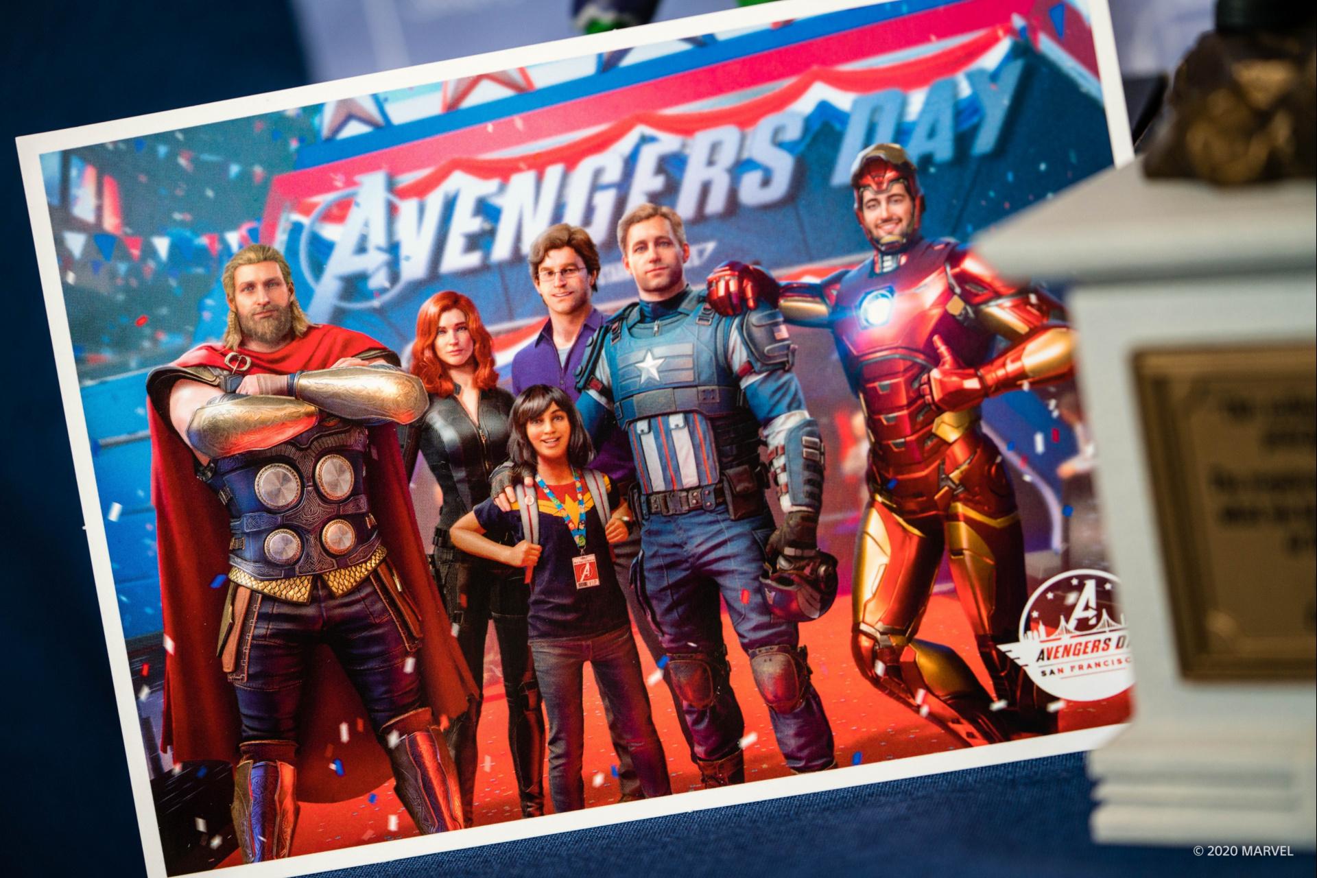Авторы «Мстителей» отложили сюжетные обновления и версии для PS5 и Xbox Series