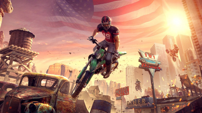 Ubisoft дарит Trials Rising для PC — у вас вновь 24 часа