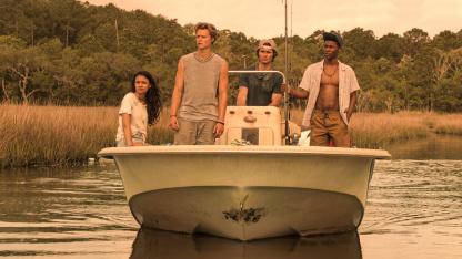 Охота за золотом продолжается в тизере второго сезона «Внешних отмелей» Netflix