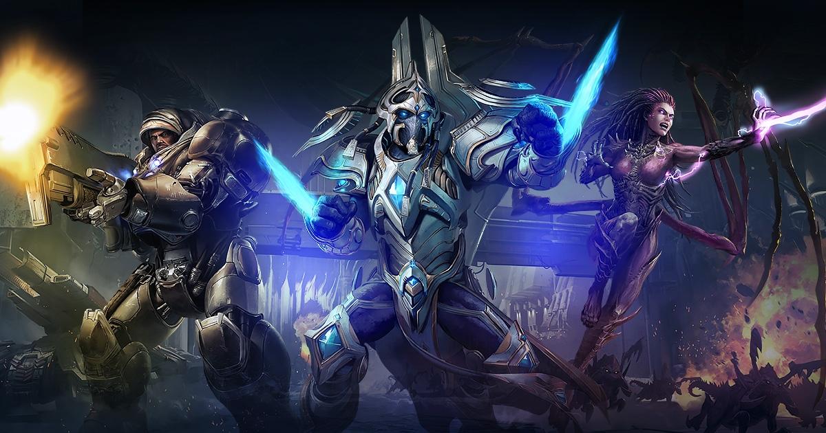 Искусственный интеллект победил людей в StarCraft2