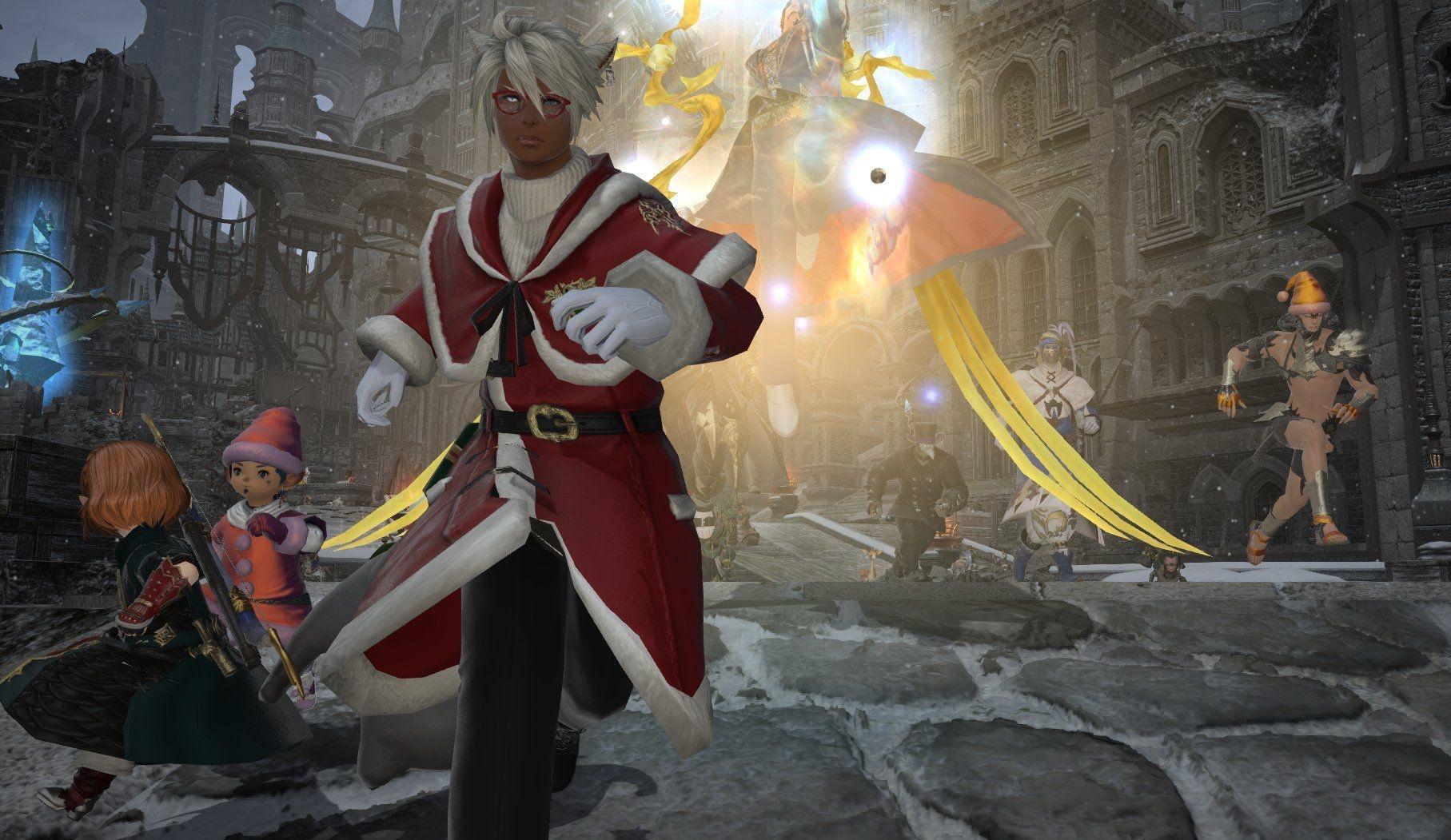 В Final Fantasy XIV можно поиграть бесплатно, но только пять дней