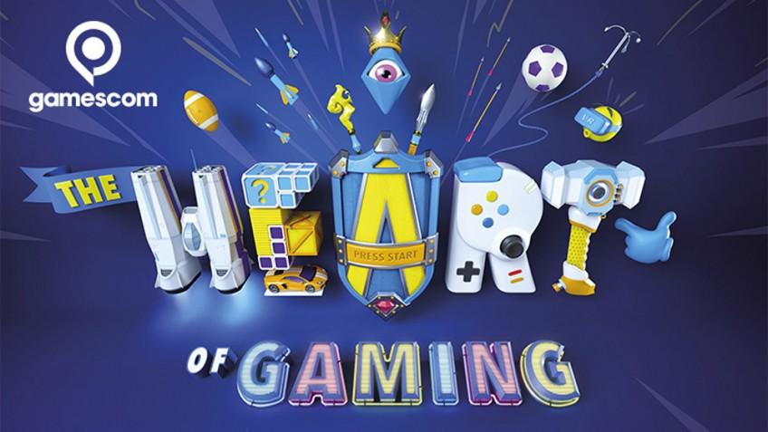 Что покажут на gamescom 2019