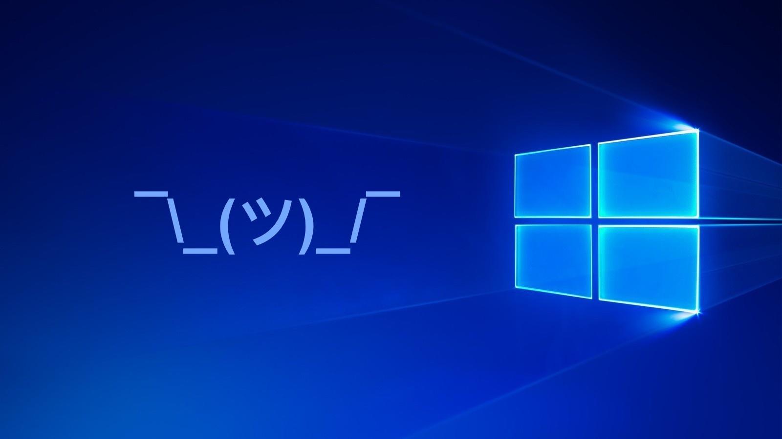 Последнее обновление Windows 10 принесло ворох проблем