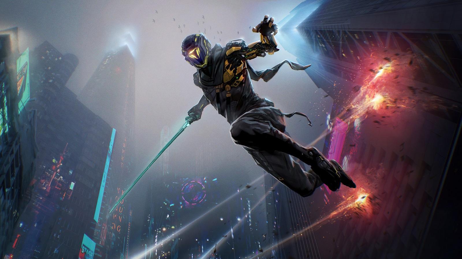 В ходе TGS 2020 показали игровой процесс Ghostrunner на Switch