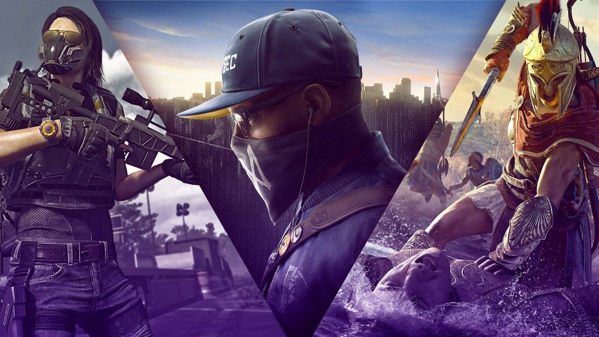 Ubisoft разрабатывает оригинальный художественный фильм об играх