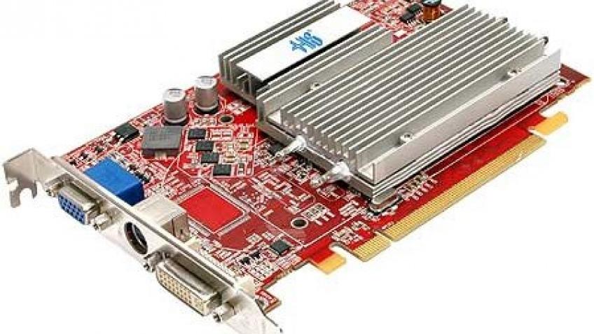Тихий Radeon X1300 Pro