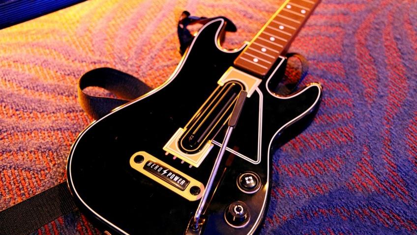 Разработчики Guitar Hero Live выпустили ролик о создании игры