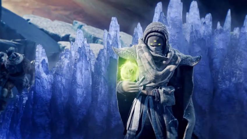 «Тьма прибыла»: релизный трейлер Destiny2 Beyond Light