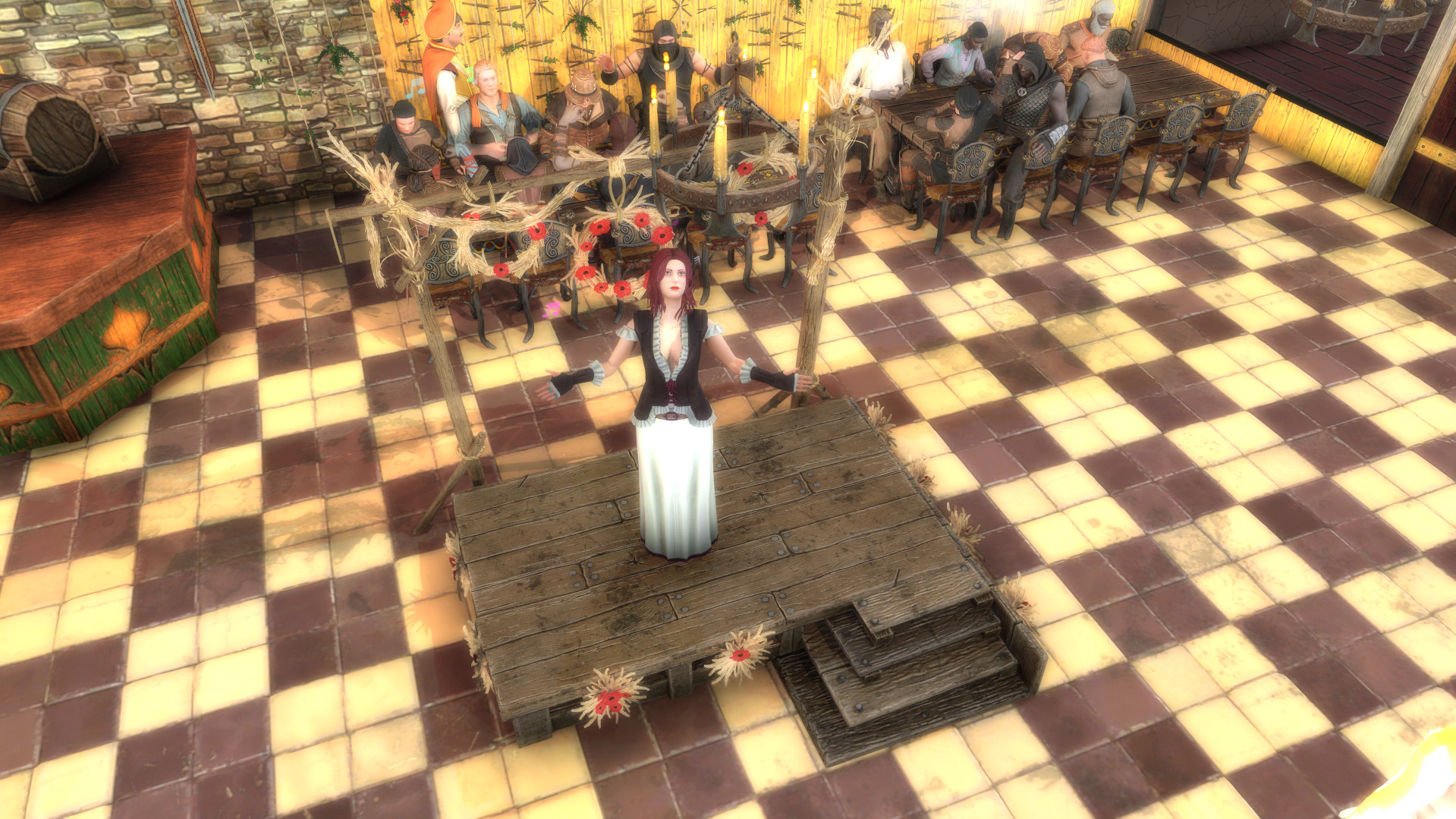 Crossroads Inn выходит на Xbox Series и Xbox One19 мая