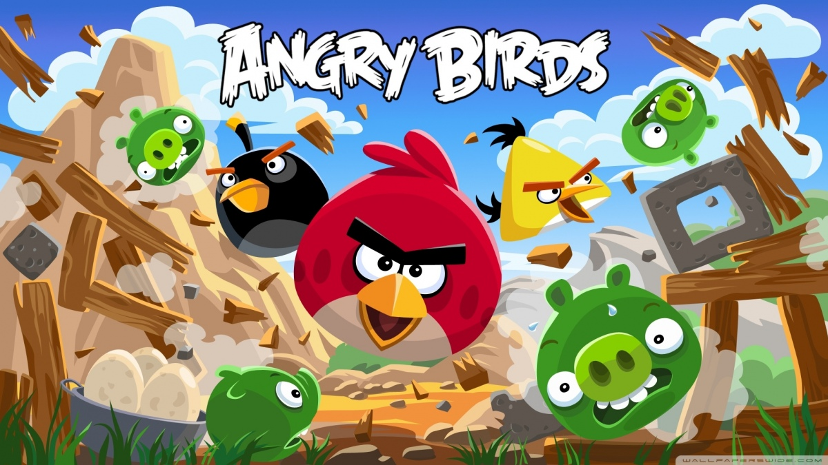 Американское телевидение нашло связь между Angry Birds и кибероружием