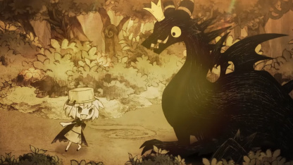 Директор The Liar Princess and the Blind Prince делает The Cruel King and the Great Hero