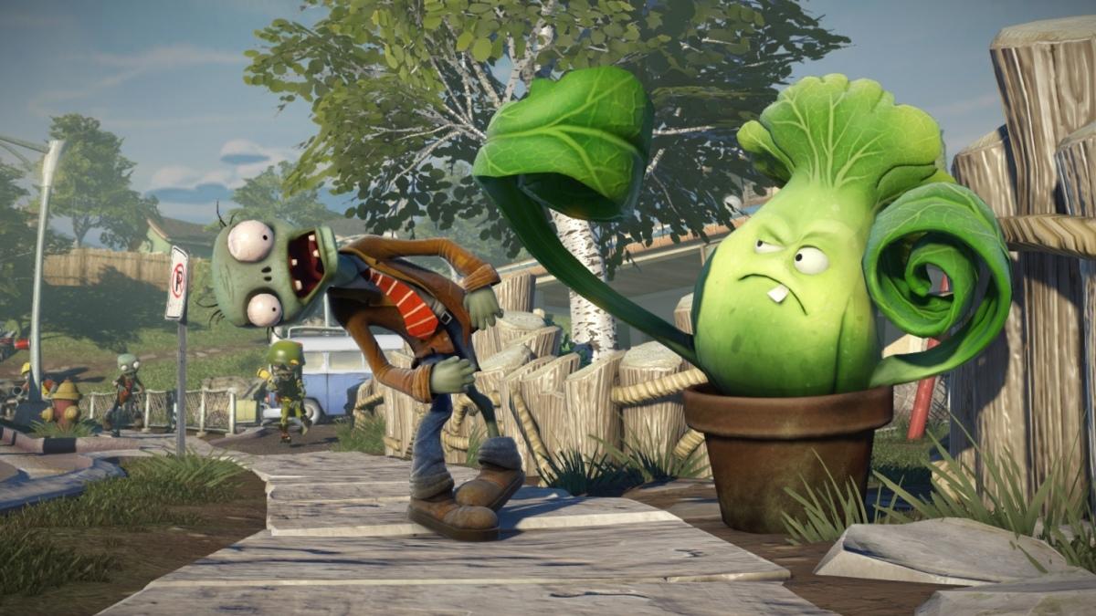 Plants vs. Zombies: Garden Warfare пополнила каталог EA Access