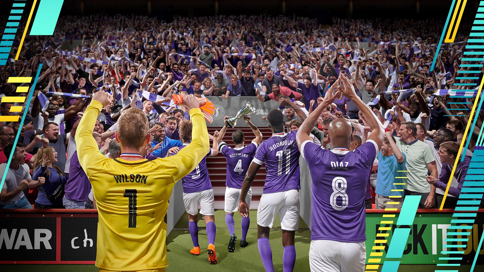 Football Manager 2020 выходит в ноябре, в том числе на Google Stadia