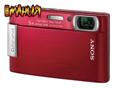Две новые камеры от Sony