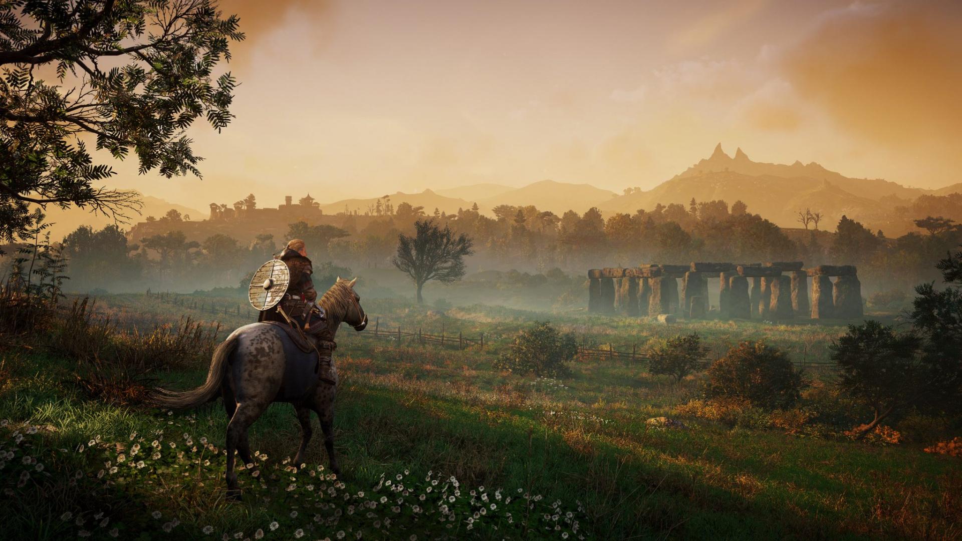 Объявлены системные требования Assassin's Creed Valhalla в5 конфигурациях