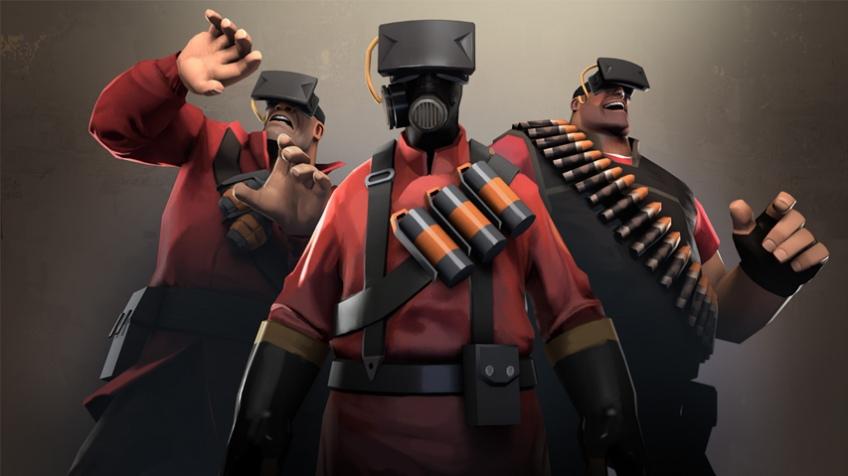 Valve разрабатывает собственную систему виртуальной реальности