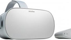 Приложение Youtube VR запущено для шлема Oculus Go