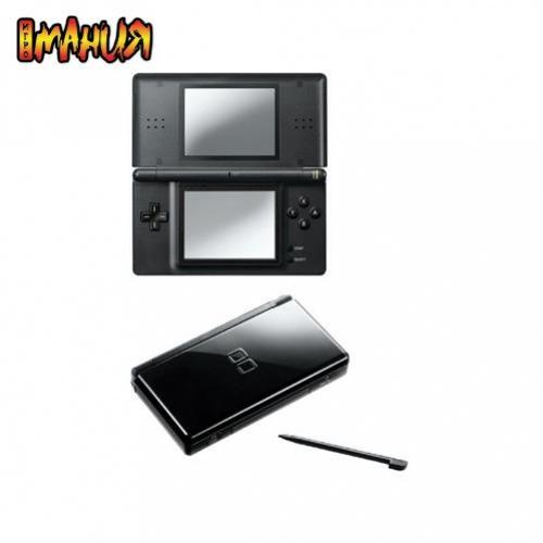 Черная DS Lite