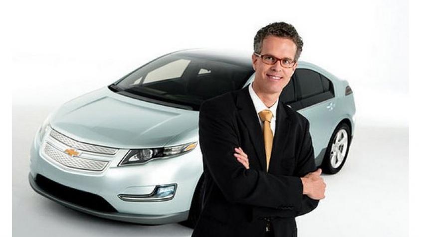 Chevrolet Volt будет звучать в стиле Star Trek