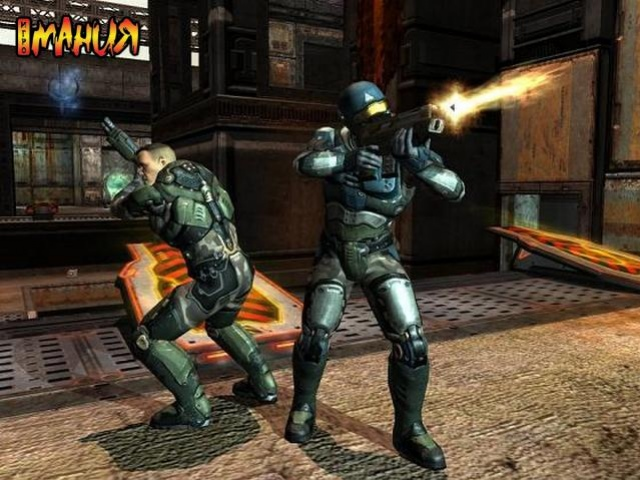 В Quake4 добавят атмосферы