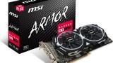 СМИ: MSI выпустит Radeon RX 580 в линейке ARMOR