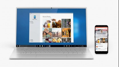 Появилась программа Microsoft Your Phone