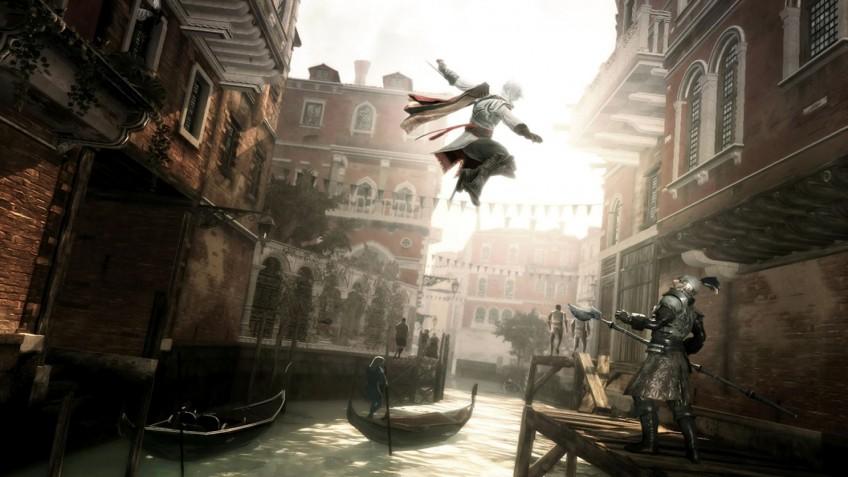 Ubisoft в течение72 часов раздаёт Assassin's Creed II