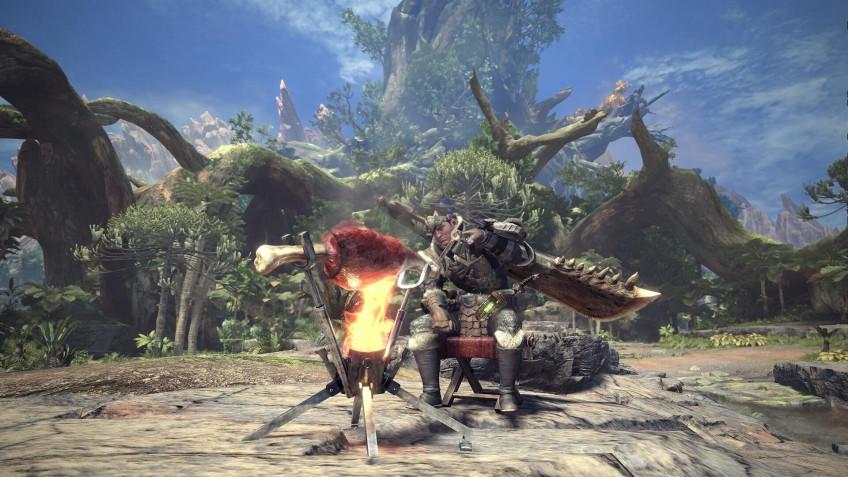 Monster Hunter: World на Западе и в Азии продалась лучше на PC, чем на PS4 или Xbox One