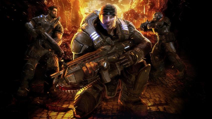 Клифф Блежински поделился интересными фактами о создании Gears of War