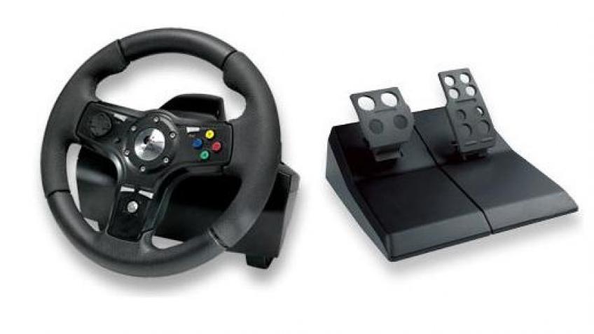 Баранка для Xbox 360