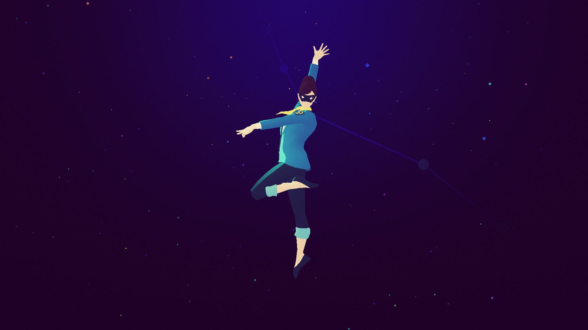 Музыкальный боевик Sayonara Wild Hearts выйдет на Xbox One