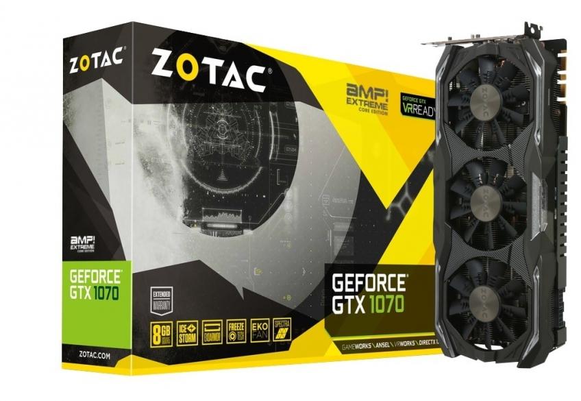 NVIDIA, вероятно, готовит GeForce GTX 1070 с памятью GDDR5X