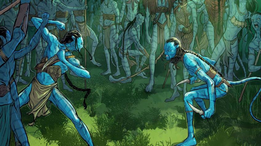 В 2021 году выйдет приквел продолжения «Аватара» в виде комикса