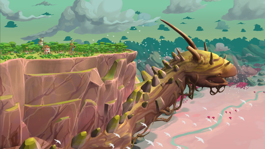 Симулятор The Wandering Village собрал на Kickstarter 150 тысяч долларов