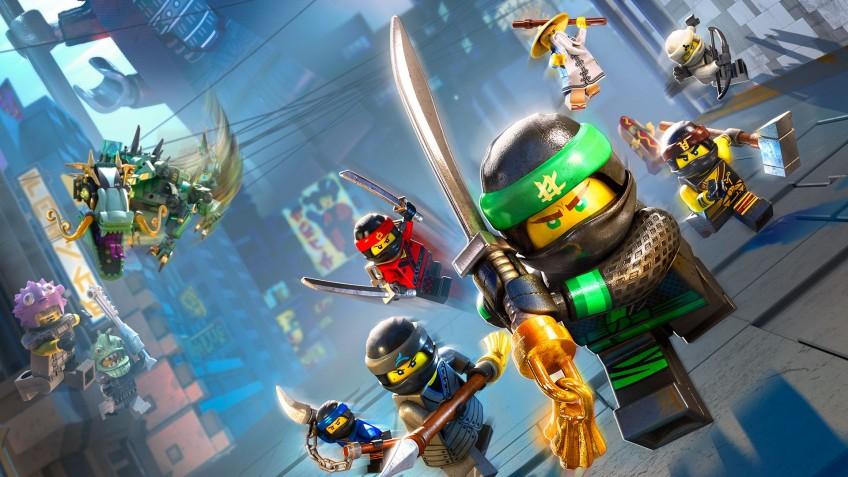 Очередная халява: WB Games раздаёт The LEGO Ninjago для PS4, Xbox One и PC